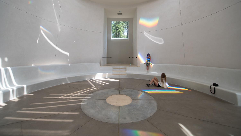 Dwan Light Sanctuary