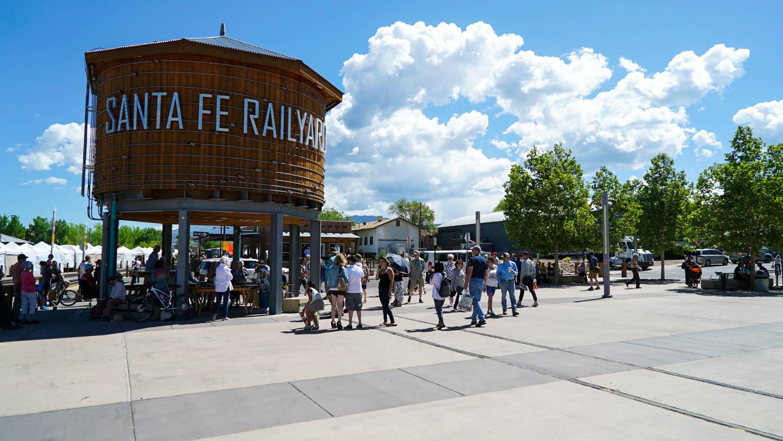 Santa Fe Railyard Market