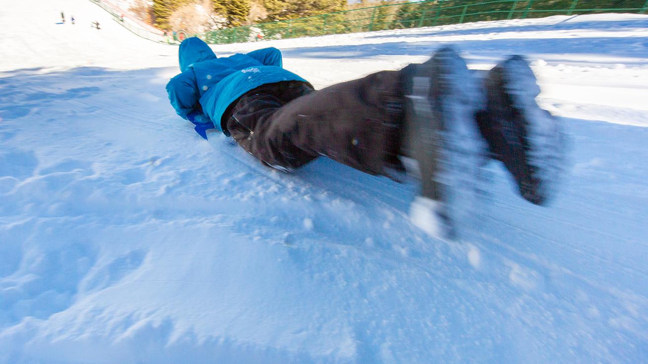 Capulin Snow Play Area