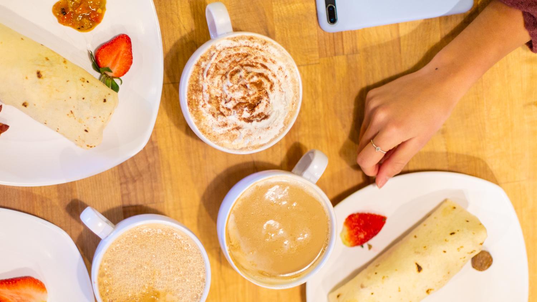 Cinnamon Sugar and Spice Cafe