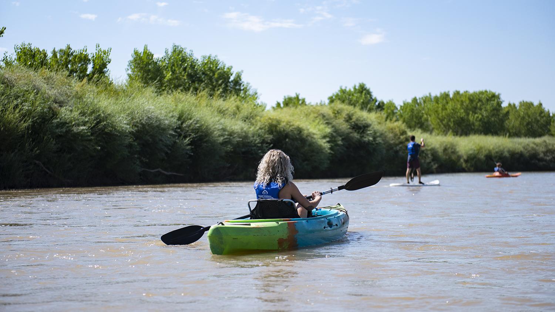 Quiet Waters Paddling Adventures